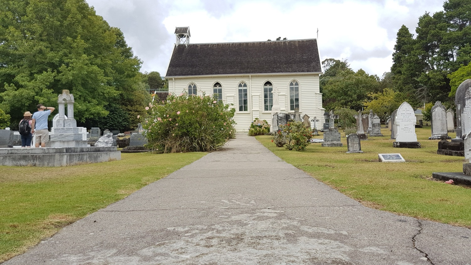 russell cemetery new zealand