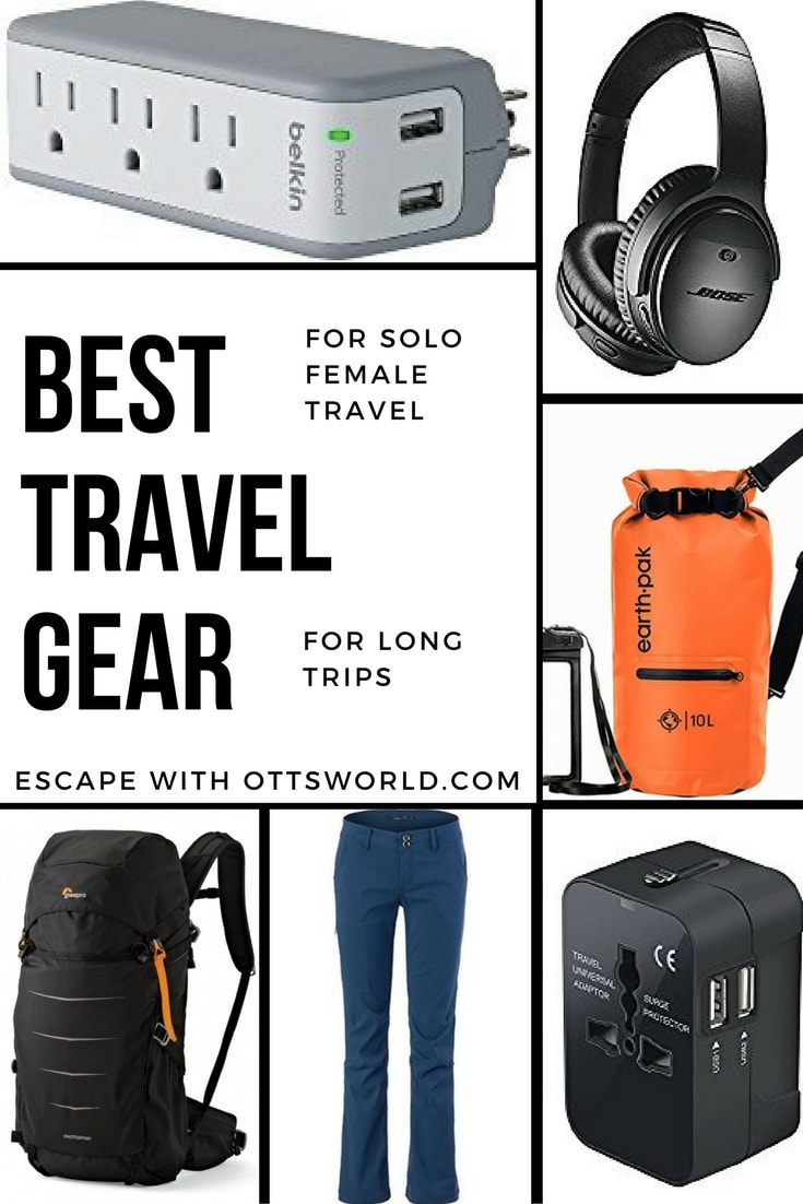 Whether you're shopping for a trip for yourself or a favorite traveler in your life this gear is what you need to make any trip awesome!