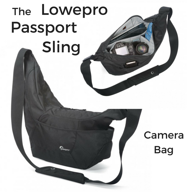 lowepro passport sling purse