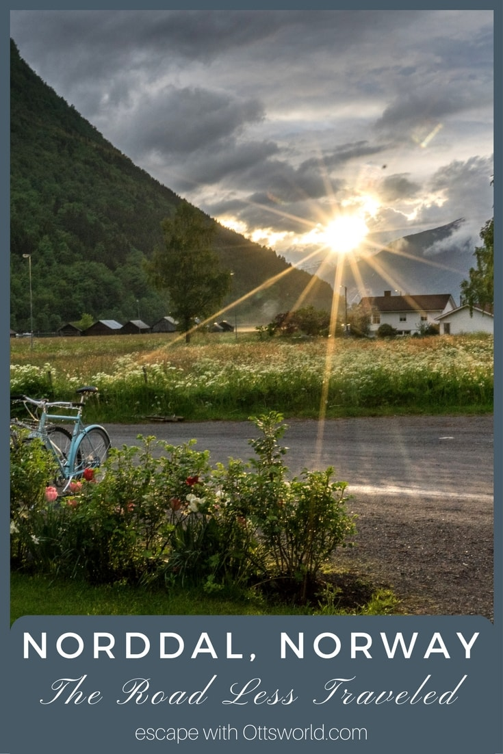Take the road less traveled to Norddal Norway for authentic Norwegian experiences untouched by crowds
