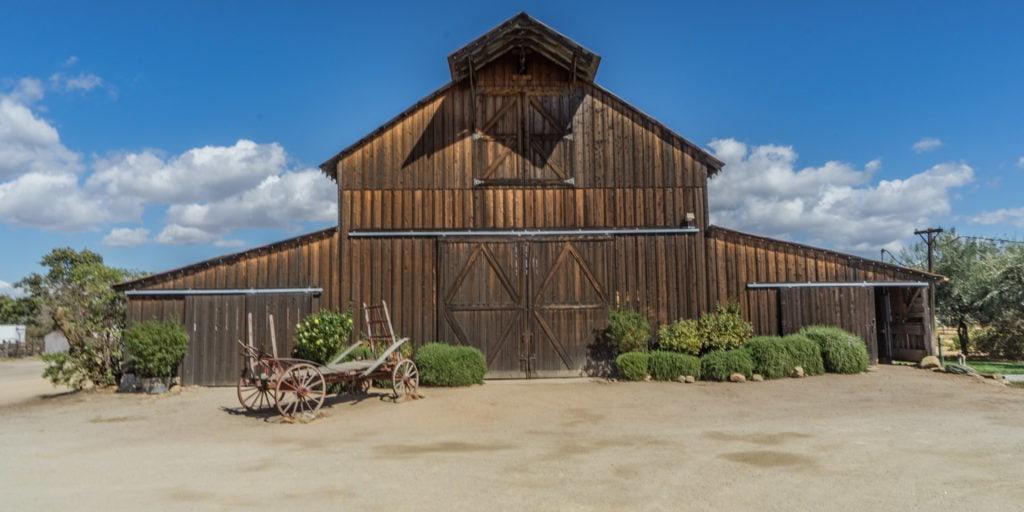 California Central Coast farming