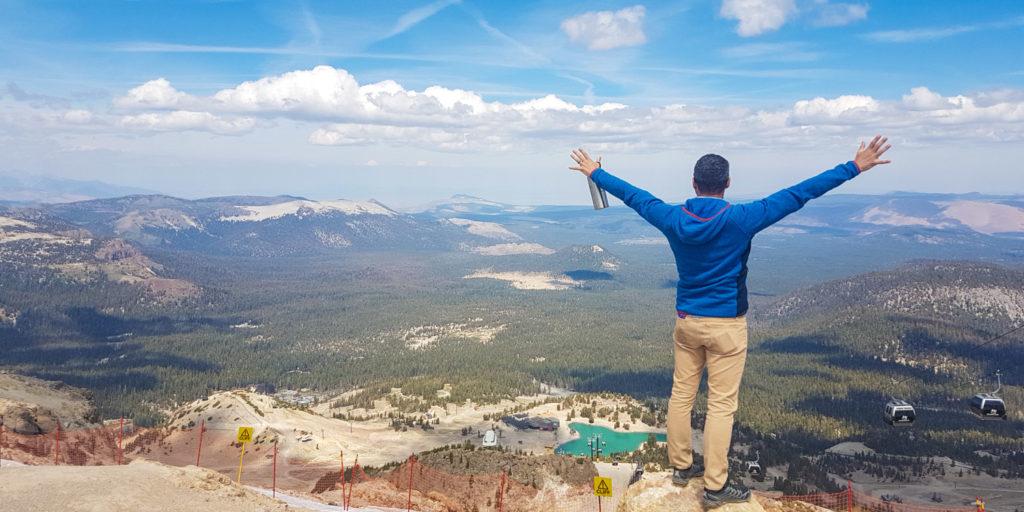 Discover Californias high sierras
