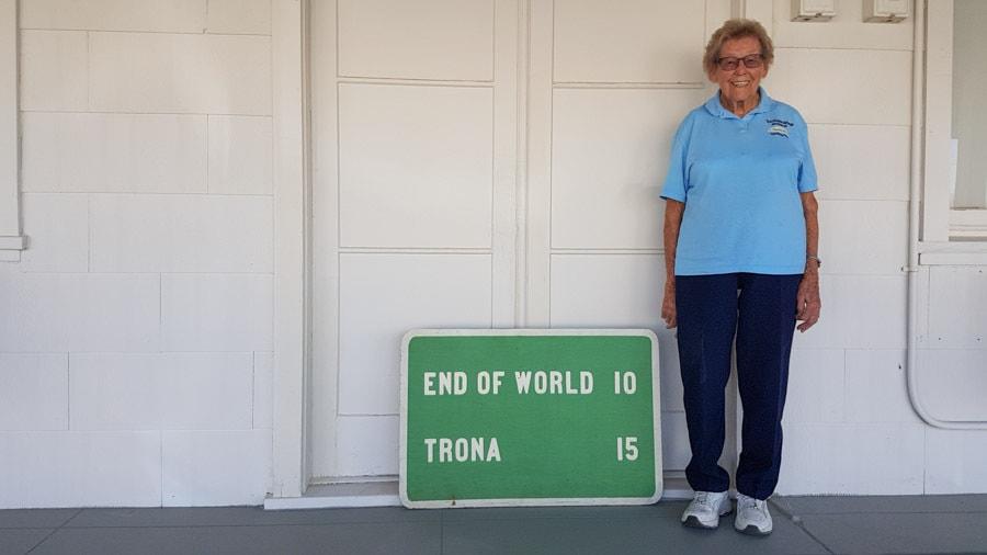 Discover Trona California