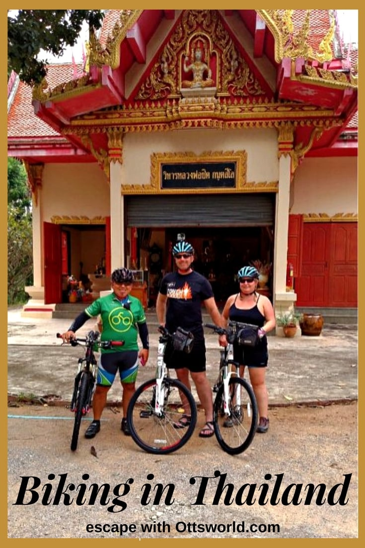 12 steps to overcome your biking fears and conquer Thailand by bicycle! How to get over the terror and self doubt and do your first bike tour.