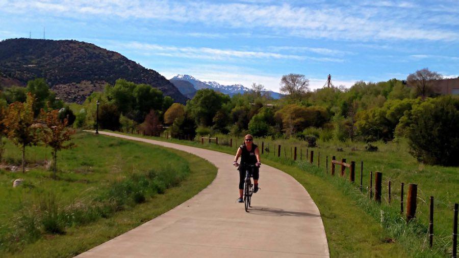 overcoming fear of biking