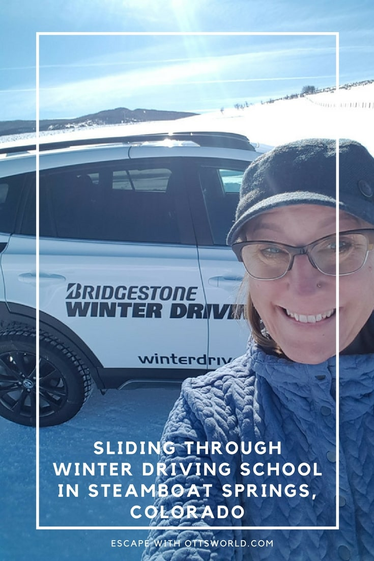 The Bridgestone Winter Driving school has been showing people of all ages that all the snow in Steamboat Springs, Colorado isn't just for skiing. Learn how to anticipate and handle winter driving at this unique hands-on school.