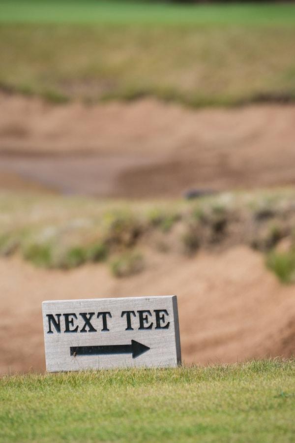 Cabot Cliffs Golf Course
