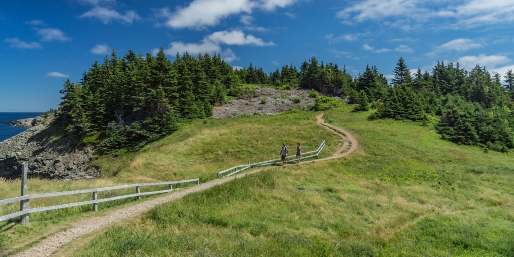 Cabot Trail hiking