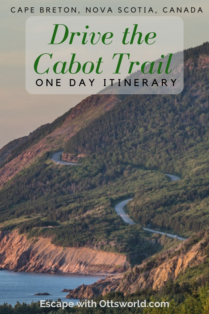 Is it possible to do the 185 mile Cabot Trail on Cape Breton, Nova Scotia, Canada in a day covering everything it has to offer? With this one day Cabot Trail itinerary you can!