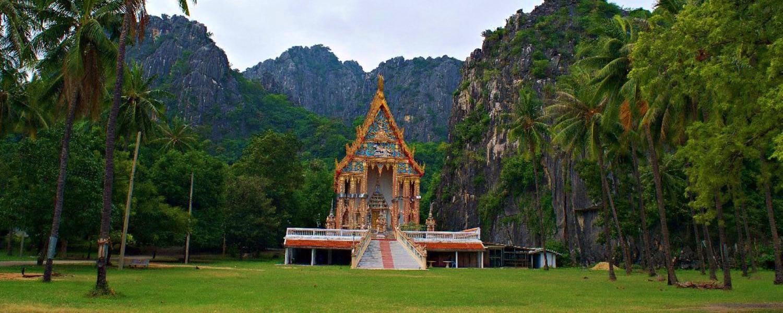 Biking thailand