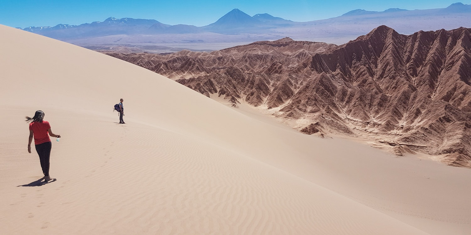 Northern Chile Valley of the Dead