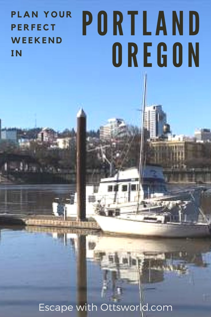 How to plan the perfect weekend in Portland Oregon! These tips from a local will weave you through neighborhoods, food trucks, shops, and parks.