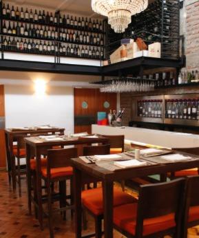 Bocanariz Restaurant santiago