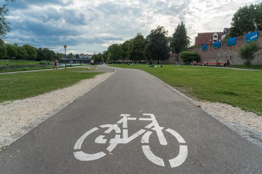 why do a biking tour