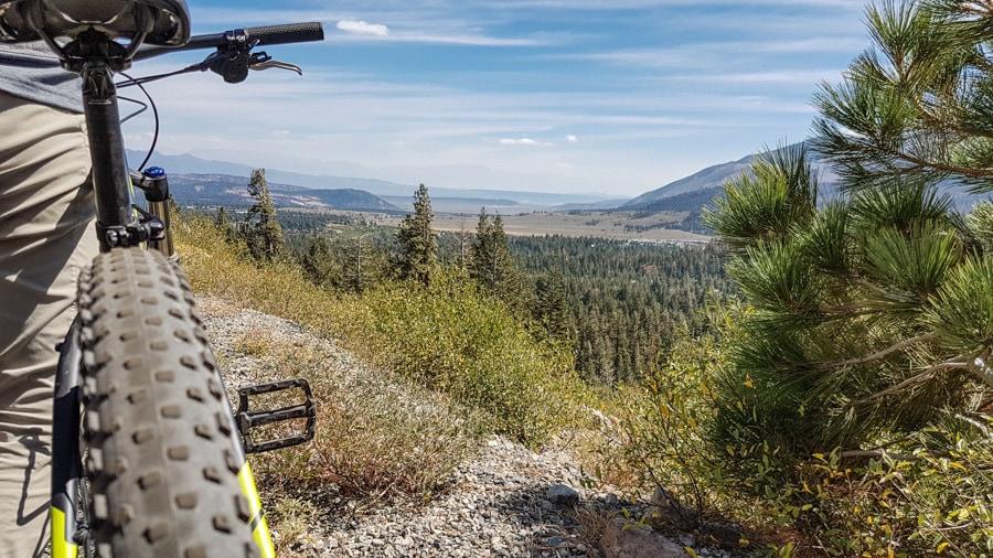 Biking in Mammoth Lakes