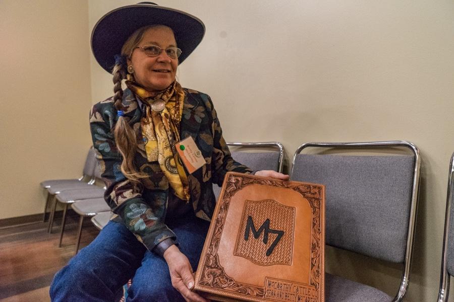Betty Lynn McCarthy cowboy poetry