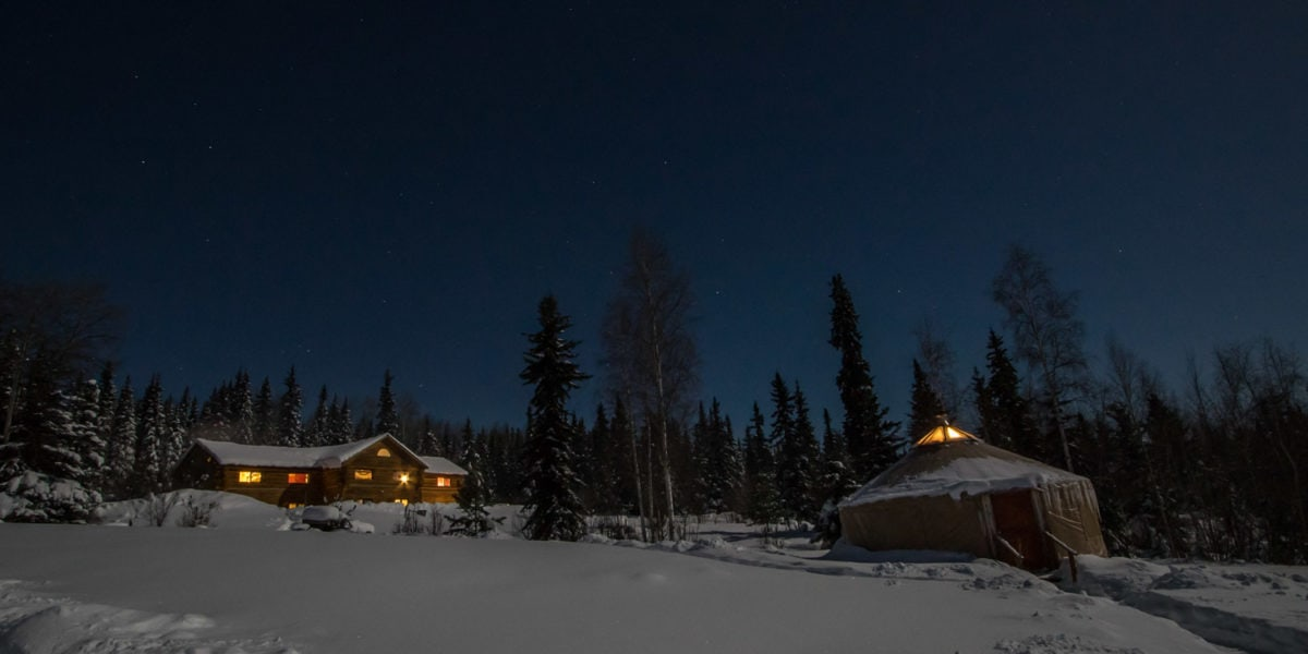 northern lights trip fairbanks