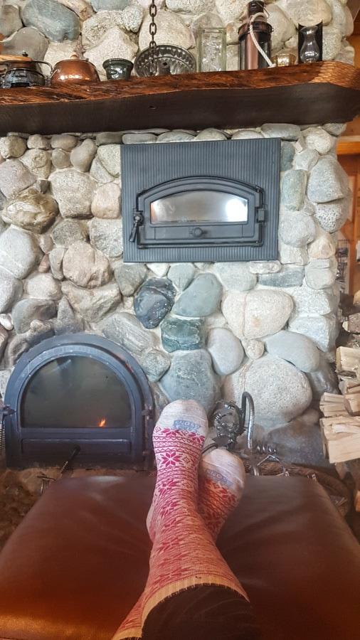 Fairbanks Alaska winter