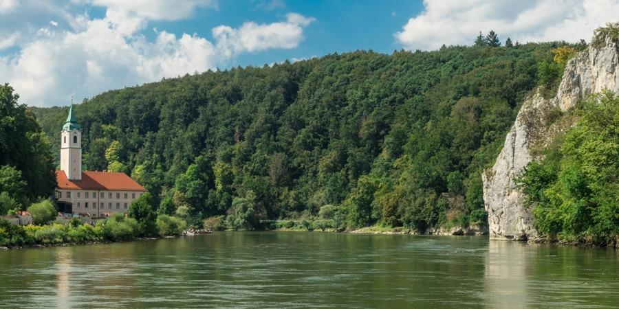danube river drive
