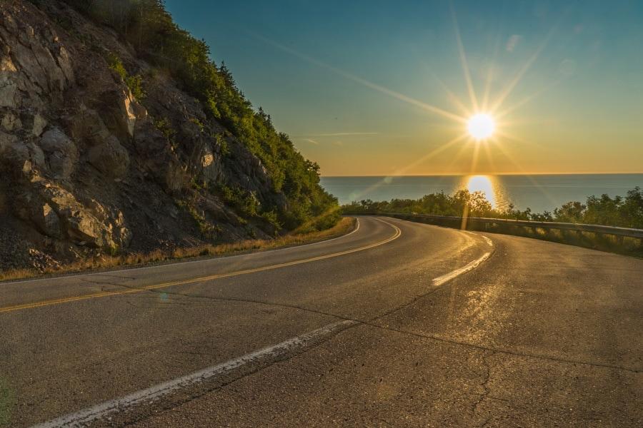 best drives in Nova Scotia