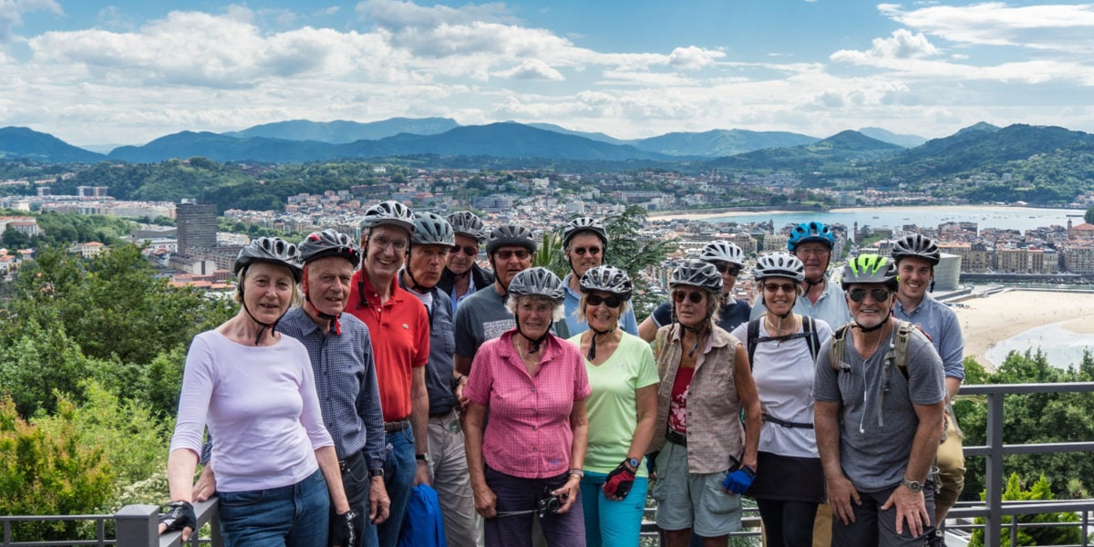 bike touring in europe