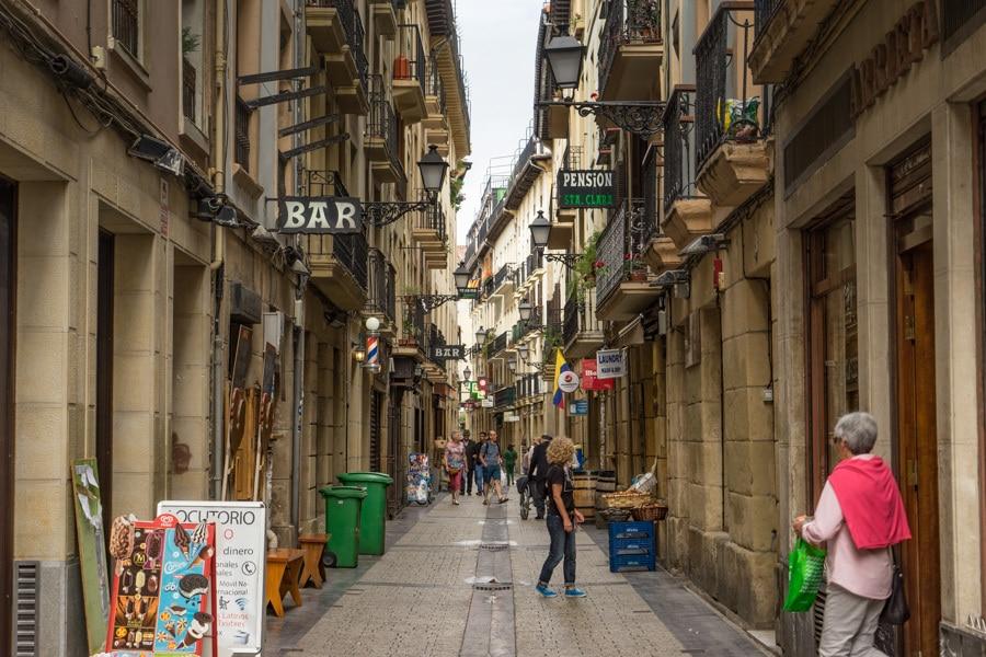 san sebastian alley