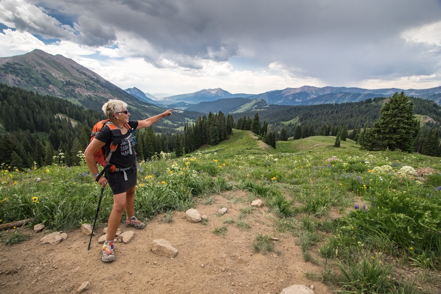 solo car camping tips crested butte