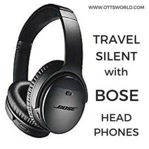 best travel gear headphones