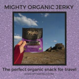 travel snacks