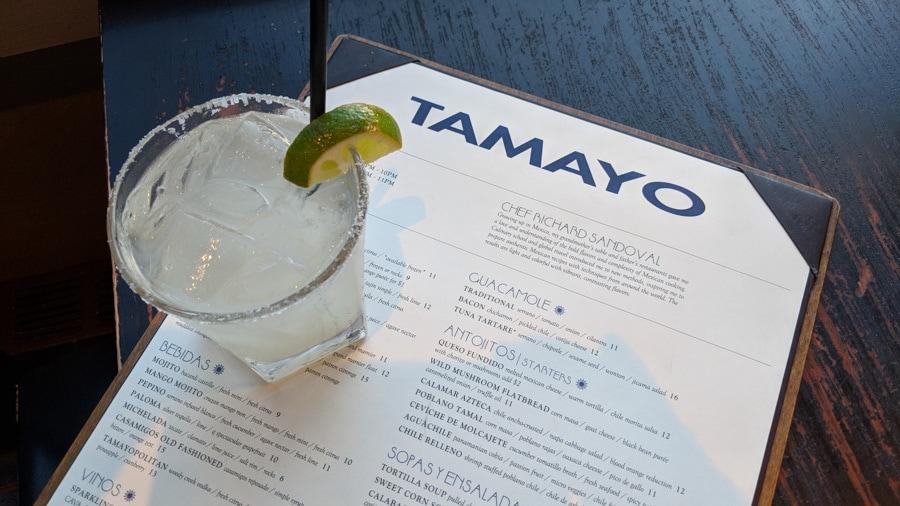 Tamayo Restaurant larimare square denver