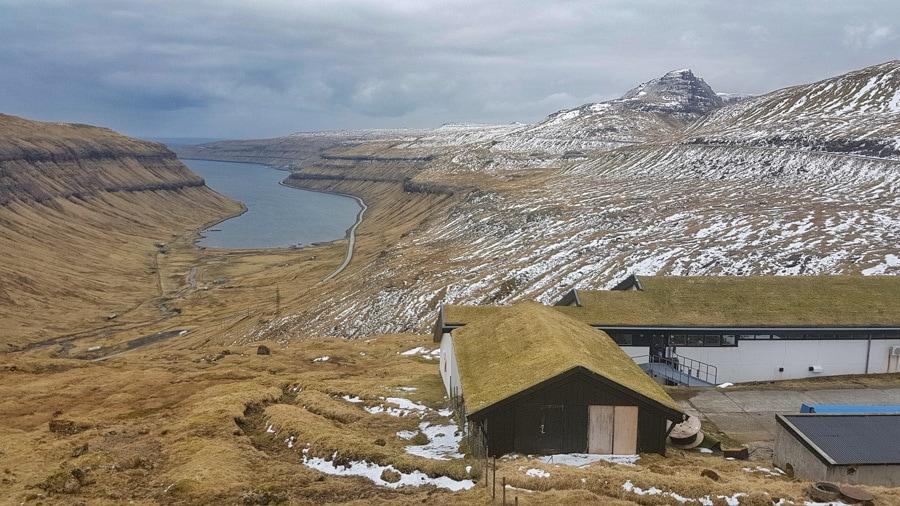 Faroe islands prison