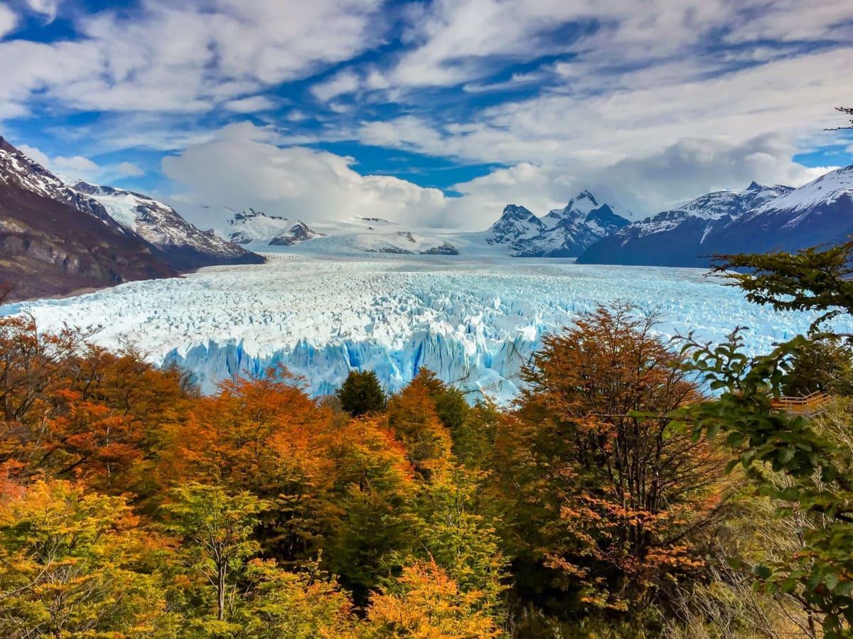 perito moreno glacier solo