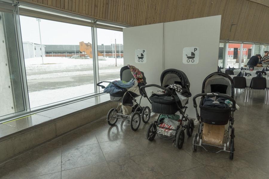 nuuk baby strollers
