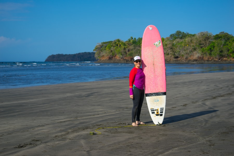 surf and yoga retreat