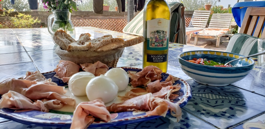 Amalfi Coast Italy Cooking School Food Culture and Traditions