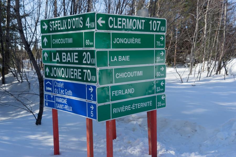 snowmobile quebec trails