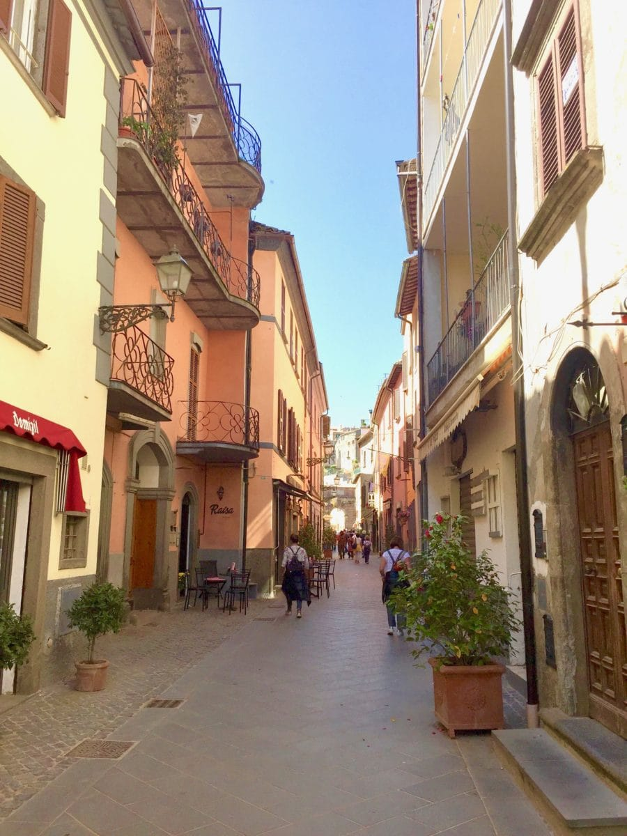 day trip from rome bolsena
