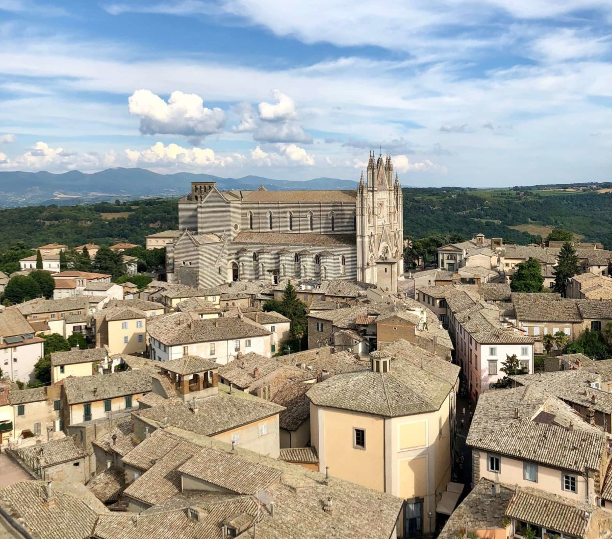 day trip from rome orvieto