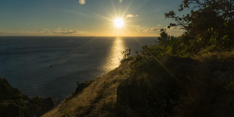 Marys Point sunset