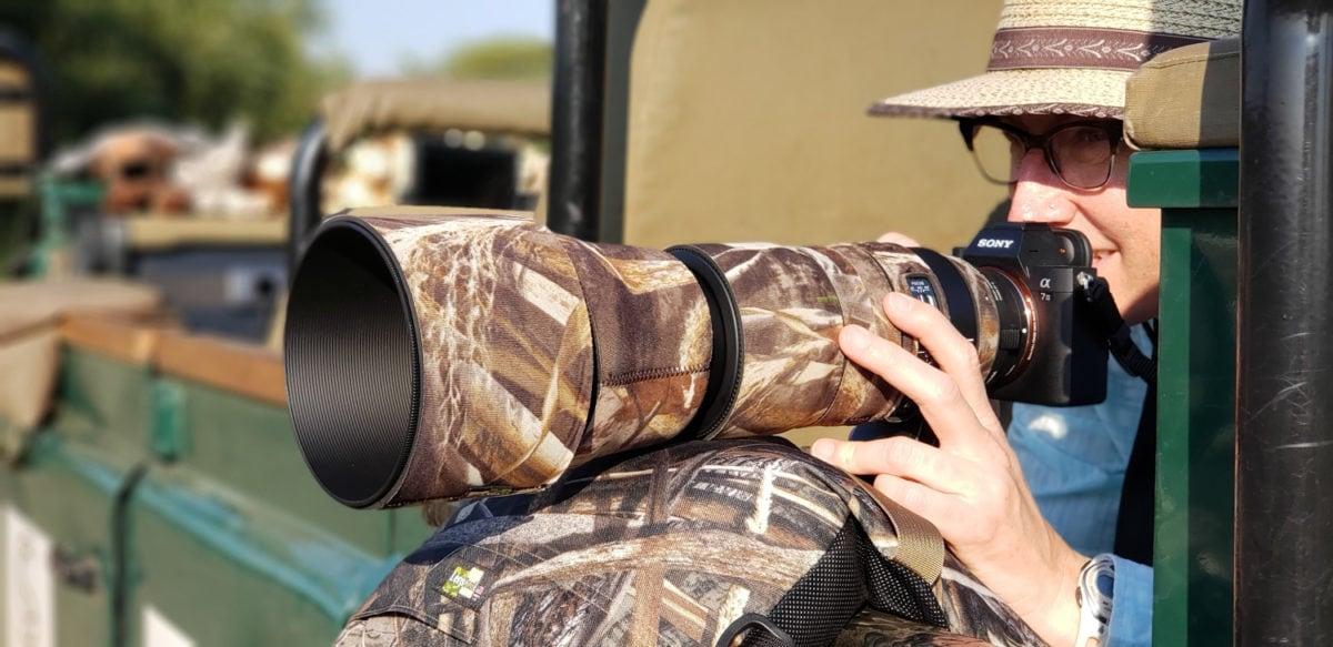 safari photography gear