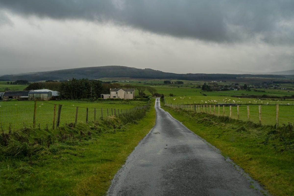 northern ireland road