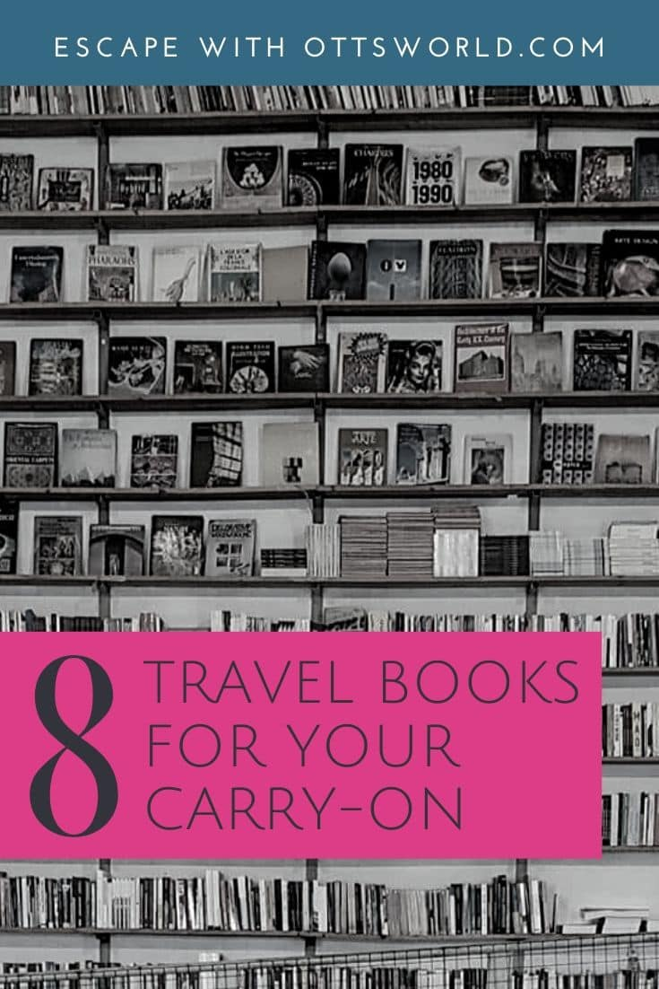 8 Travel Books