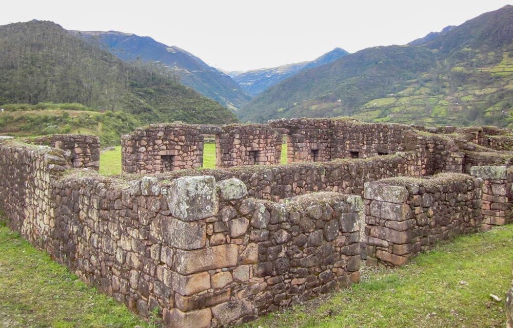 vilcabamba trail ruins
