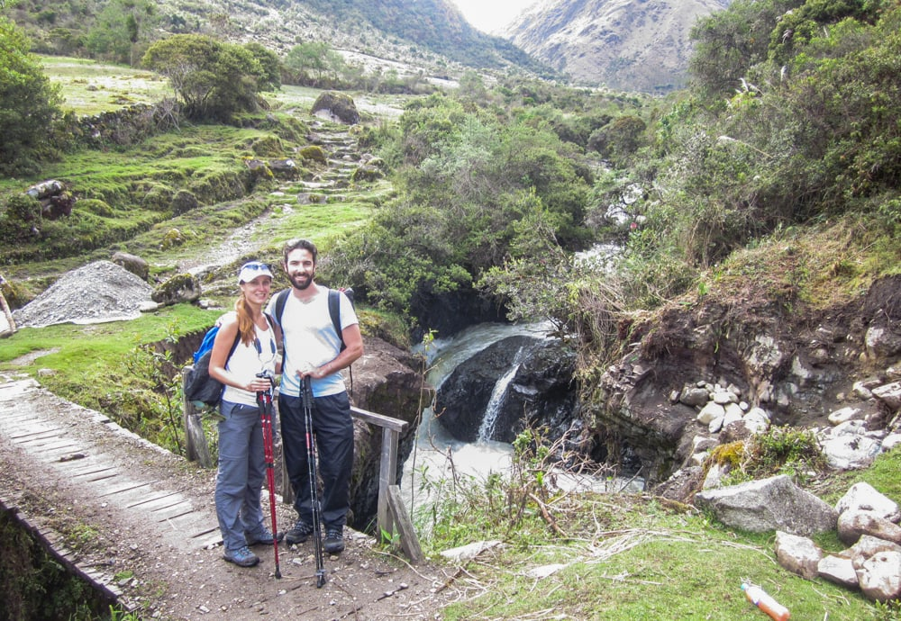 vilcabamba trek weather