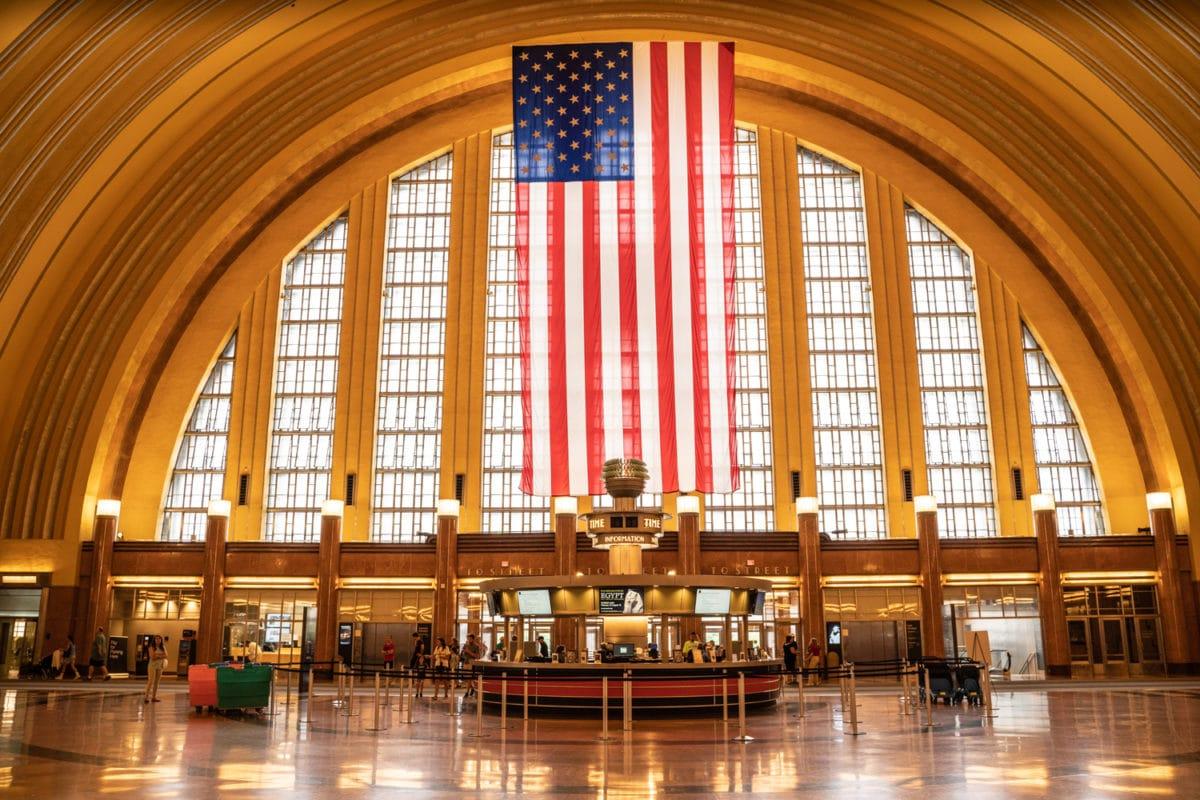 untion Terminal Cincinnati