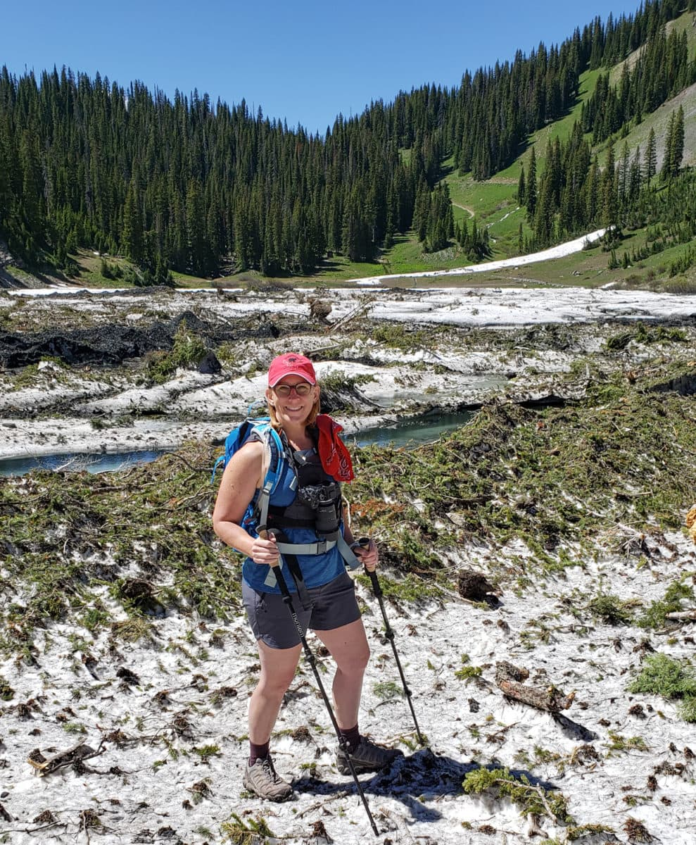 summer hiking base layers