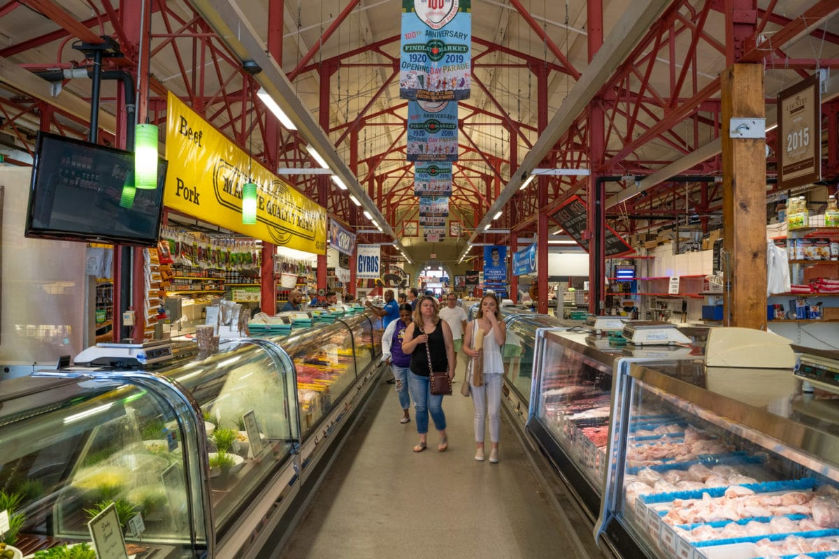 Findlay Market Cincinnati