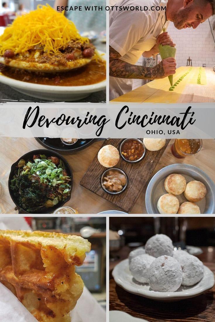 Food Cincinnati Ohio USA