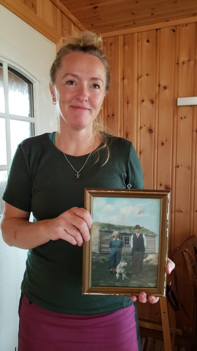 Skurdalsporten Lena Flaten