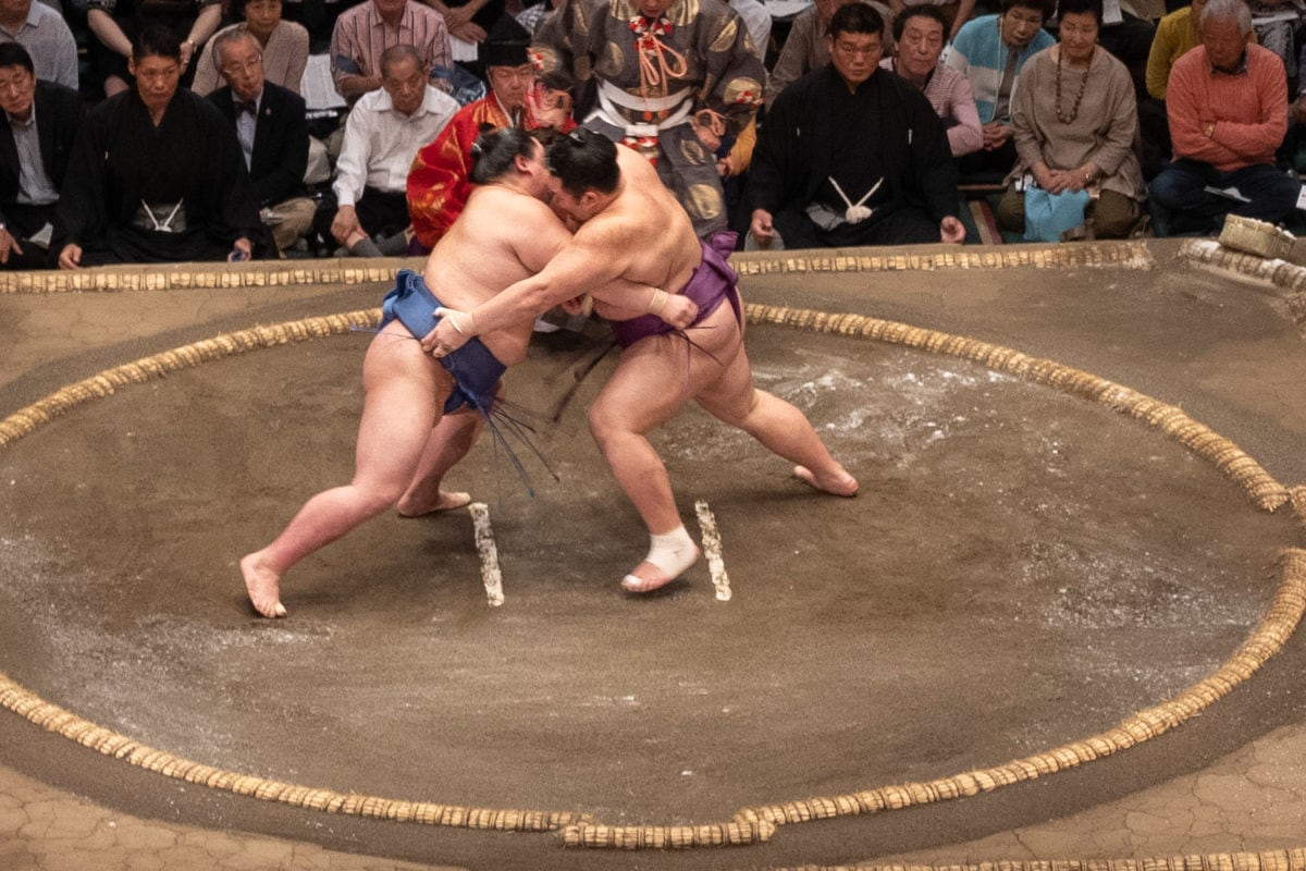 places to visit in tokyo sumo